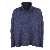 Sudoku one size sweater - Isager<br>Onesize