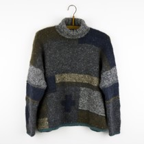 Torhilds Boro damesweater - Isager<br>Onesize