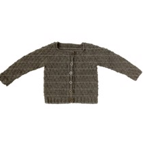September cardigan - Isager<br>Str. 1-2 år