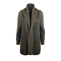 Lone cardigan - Isager<br>Str. S - L