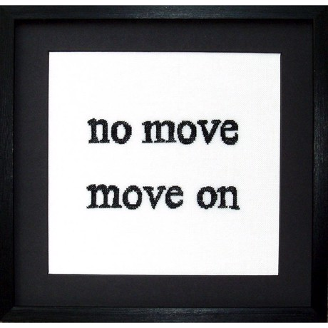 Anni Gamborg - No move, move on