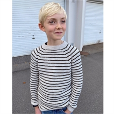 Friday sweater junior - PetiteKnit<br>Str. 7-14 år