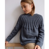 Haralds sweater junior - PetiteKnit<br>Str. 9-14 år
