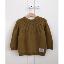 Haralds sweater - Petiteknit<br>Str 9 mdr-9 år