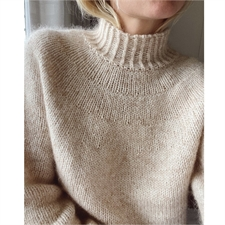 Novice sweater - PetiteKnit<br>Str. XS-5XL