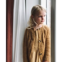 Sunday cardigan junior - PetiteKnit<br>Str. 2-14 år